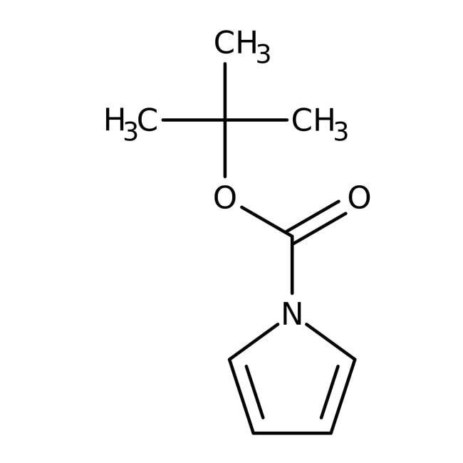 N-BOC-Pyrrole, 98%, ACROS Organics™