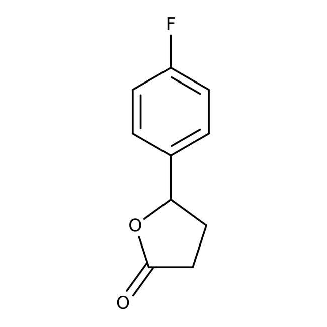 -(4-Fluorophenyl)- -butyrolactone 98%, ACROS Organics