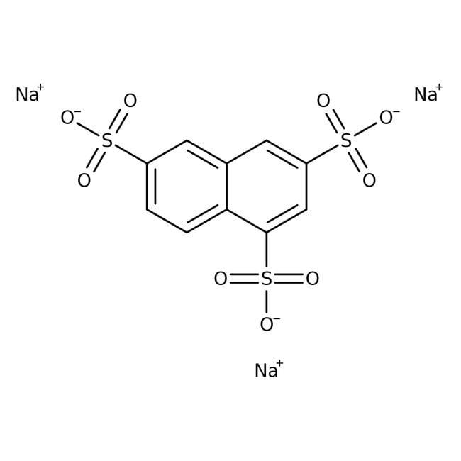Trisodium Naphthalene-1,3,6-trisulfonate Hydrate 65.0+%, TCI America™