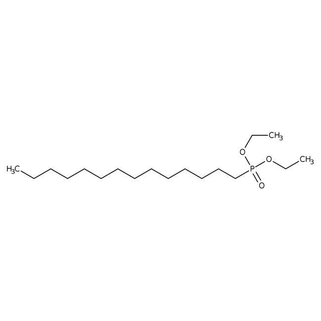 Alfa Aesar™Diethyl 1-tetradecylphosphonate, 98% 100g Alfa Aesar™Diethyl 1-tetradecylphosphonate, 98%