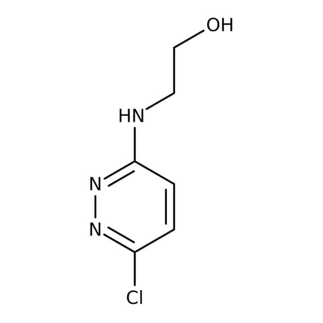 Alfa Aesar™2-(6-Chloro-3-pyridazinylamino)ethanol, 97%