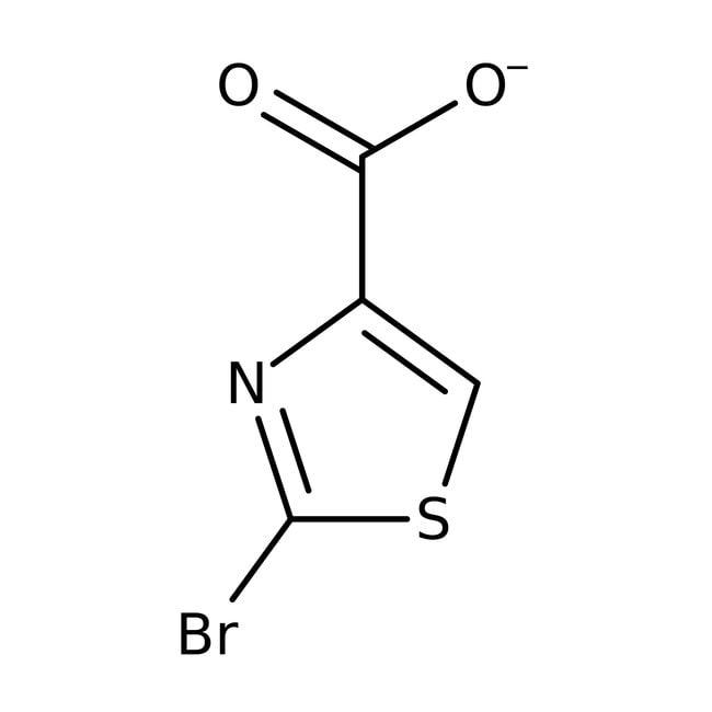 2-Bromo-1,3-thiazole-4-carboxylic acid, 98%, ACROS Organics™  prodotti trovati
