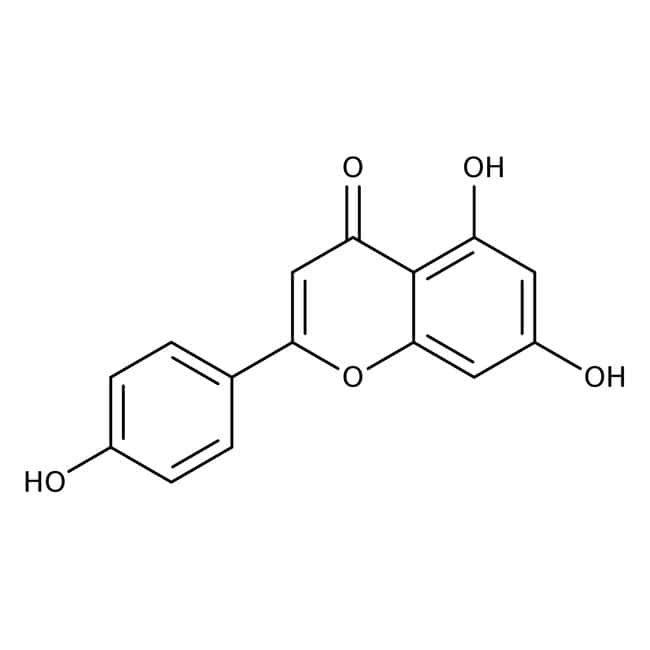 Apigenin Pharmaceutical Secondary Standard, MilliporeSigma Supelco 75 mg:Chemicals