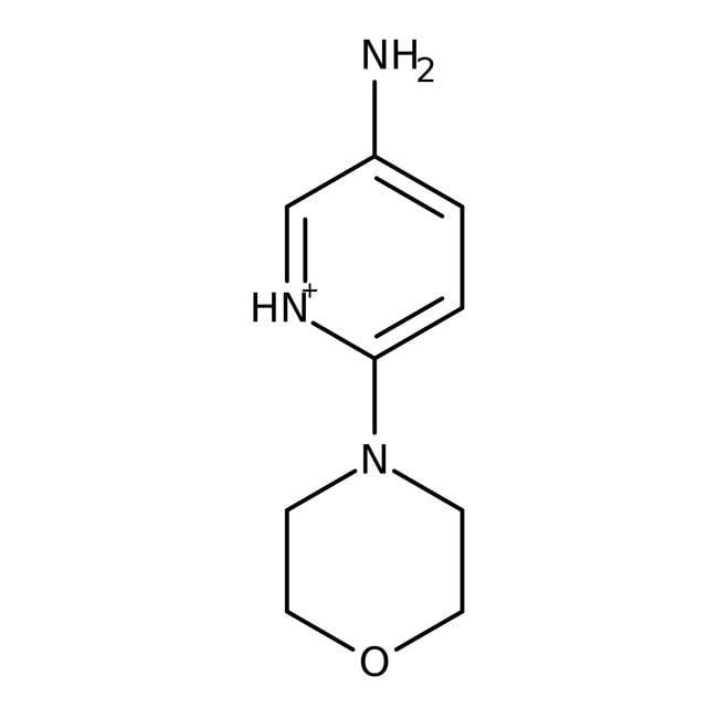 Alfa Aesar™5-Amino-2-(4 -morpholinyl)pyridin, 97% 5g Alfa Aesar™5-Amino-2-(4 -morpholinyl)pyridin, 97%