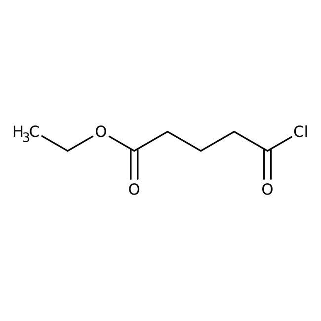 Alfa Aesar™Ethyl glutaryl chloride, 97% 25mL Alfa Aesar™Ethyl glutaryl chloride, 97%