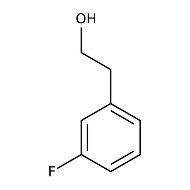 3-Fluorophenethyl alcohol, 99%, Acros Organics