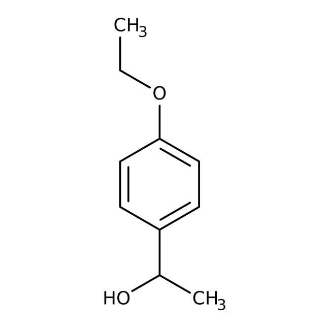 Alfa Aesar™1-(4-Ethoxyphenyl)ethanol, 98% 1g Alfa Aesar™1-(4-Ethoxyphenyl)ethanol, 98%