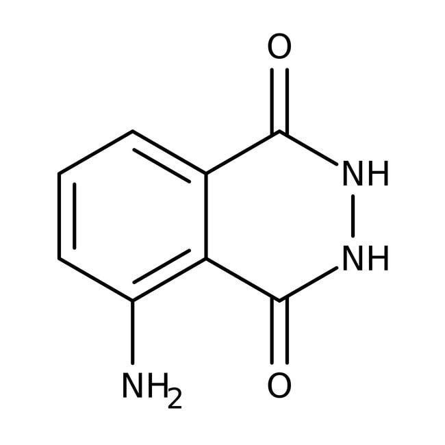 3-Aminophthalhydrazide, 98%, pure, ACROS Organics™
