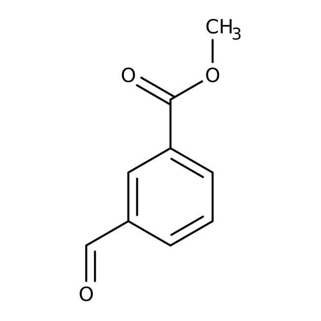Methyl 3-formylbenzoate, 98%, ACROS Organics™ Glass bottle; 25g Methyl 3-formylbenzoate, 98%, ACROS Organics™
