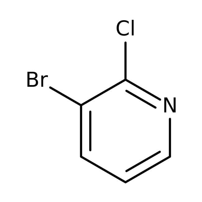 3-Bromo-2-chloropyridine, 98%, Acros Organics