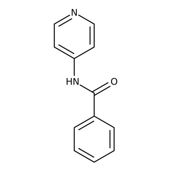 N1-(4-pyridyl)benzamide, ACROS Organics™ 10g N1-(4-pyridyl)benzamide, ACROS Organics™