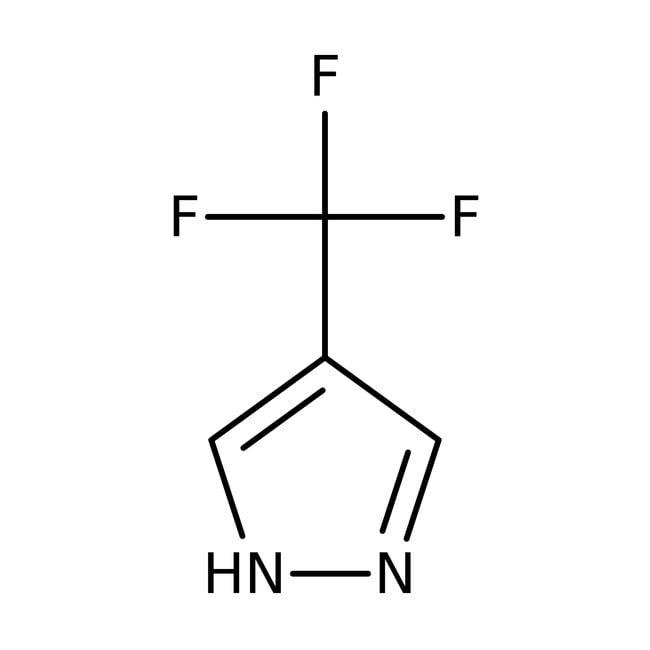 4-(Trifluoromethyl)-1H-pyrazole, 97%, Acros Organics