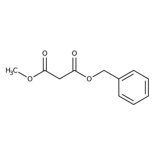 Benzyl Methyl Malonate 96.0+%, TCI America™