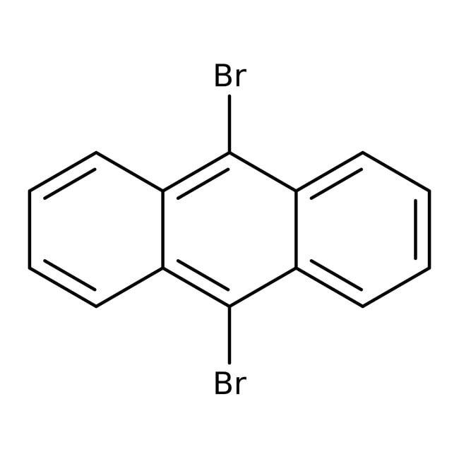 9,10-Dibromoanthracene, 96%, ACROS Organics™
