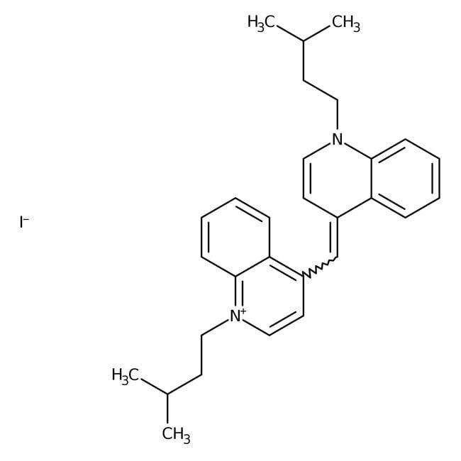 Cyanine 98.0 %, TCI America