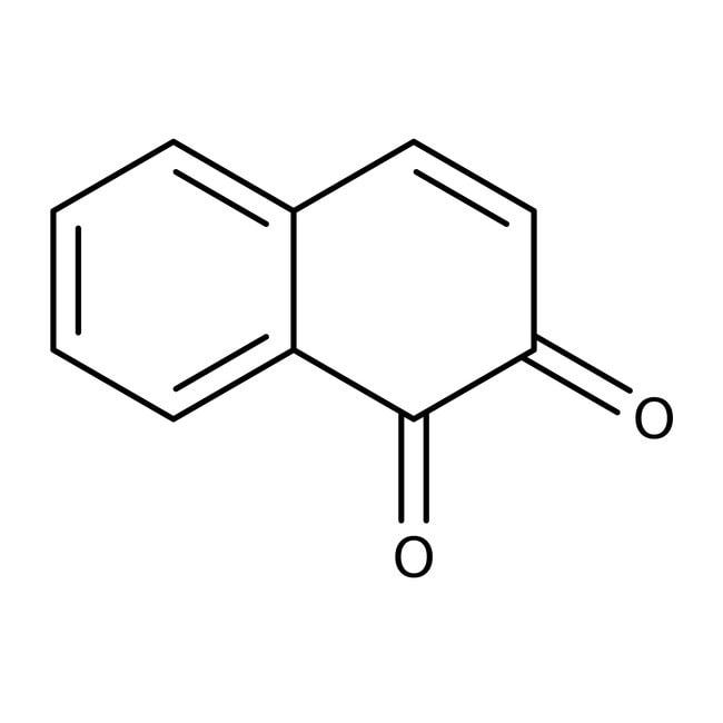 1,2-Naphthoquinone, 95%, Tech., ACROS Organics