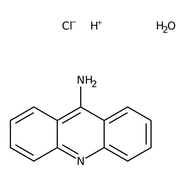 9-Aminoacridine Hydrochloride, Spectrum