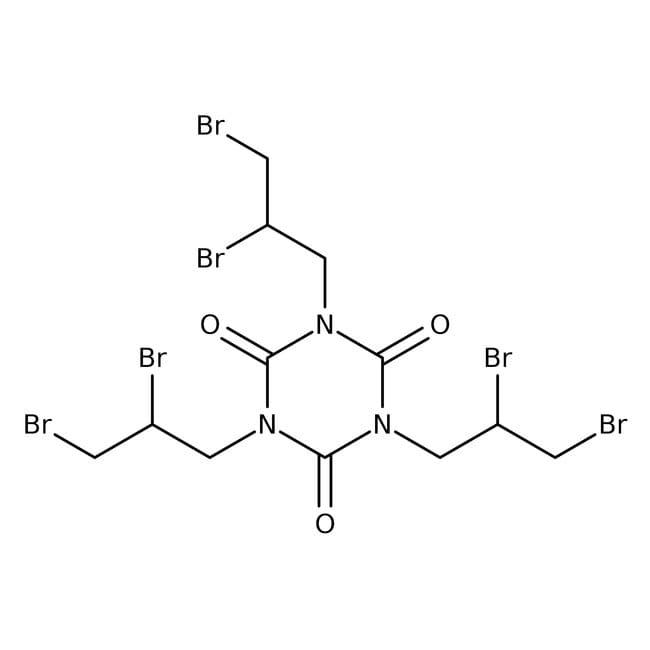 Tris(2,3-dibromopropyl) Isocyanurate 97.0+%, TCI America™