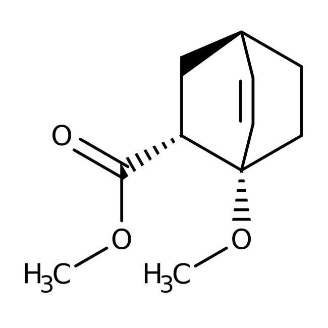 Methyl 1-methoxybicyclo[2.2.2]oct-5-ene-2-carboxylate, 95%, mixture of endo and exo, ACROS Organics