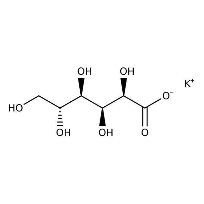 Glukonsäure, 50 Gew. % Lösung in Wasser, ACROS Organics™ 1 l-Glasflasche Glukonsäure, 50 Gew. % Lösung in Wasser, ACROS Organics™