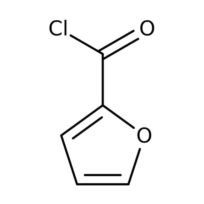 2-Furoyl chloride, 98+%, ACROS Organics™ 25mL 2-Furoyl chloride, 98+%, ACROS Organics™