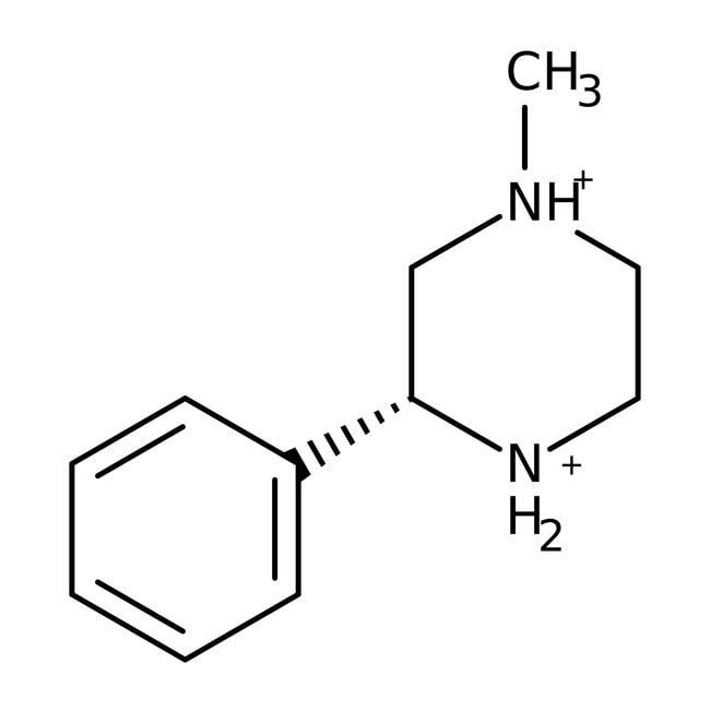 Alfa Aesar™1-Metil-3-fenilpiperazina, 97% 25g Alfa Aesar™1-Metil-3-fenilpiperazina, 97%