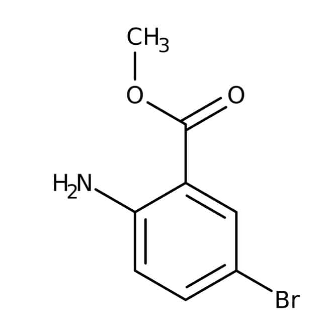 Alfa Aesar  Methyl 2-amino-5-bromobenzoate, 98%