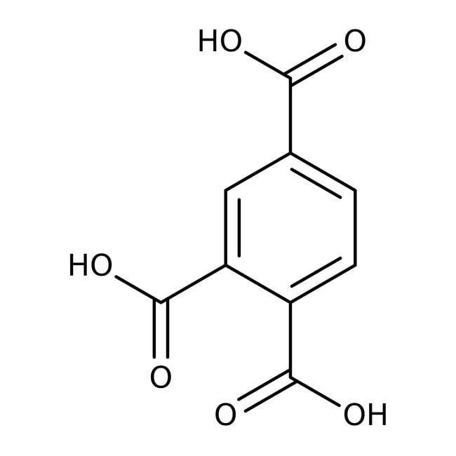 1,2,4-Benzenetricarboxylic acid, 98%, ACROS Organics
