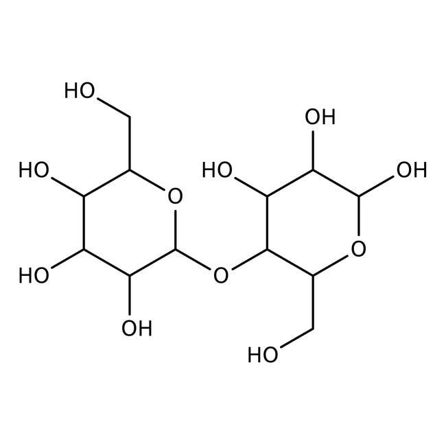 D(+)-Cellobiose; ≥99%, MP Biomedicals™