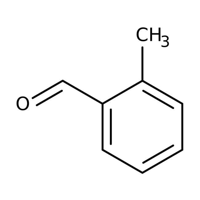 o-Tolualdehyde, 98%, stabilized, Acros Organics