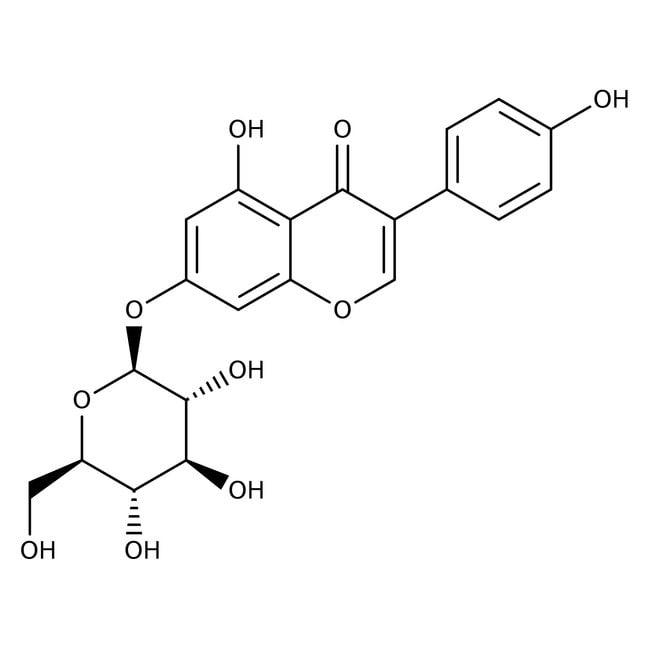 Alfa Aesar™Genistin, ≥ 99 % 100mg Alfa Aesar™Genistin, ≥ 99 %