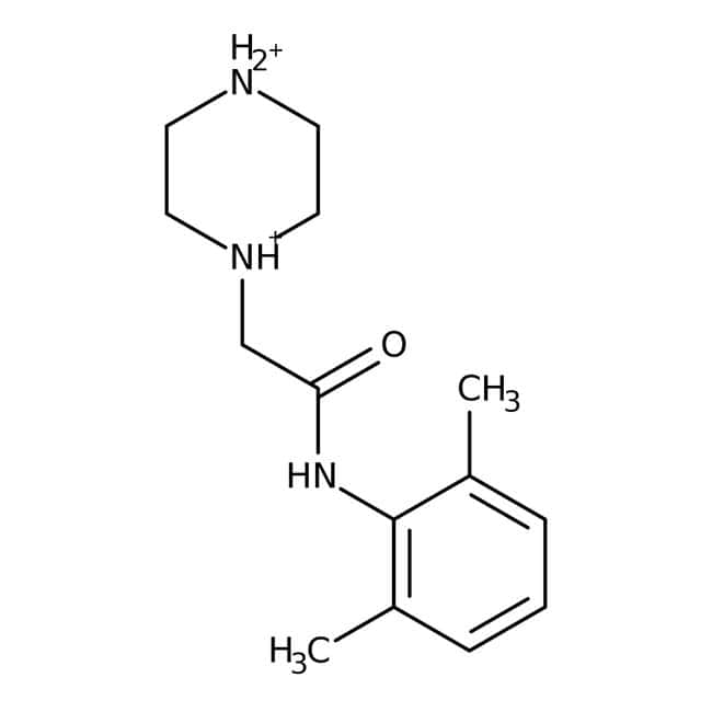 Alfa Aesar™ N-(2,6-Dimethylphenyl)-1-piperazineacetamide, 95%