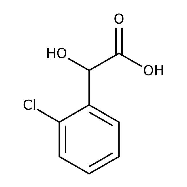 Alfa Aesar™(S)-(+)-2-Chlormandelsäure, 95% 25g Alfa Aesar™(S)-(+)-2-Chlormandelsäure, 95%