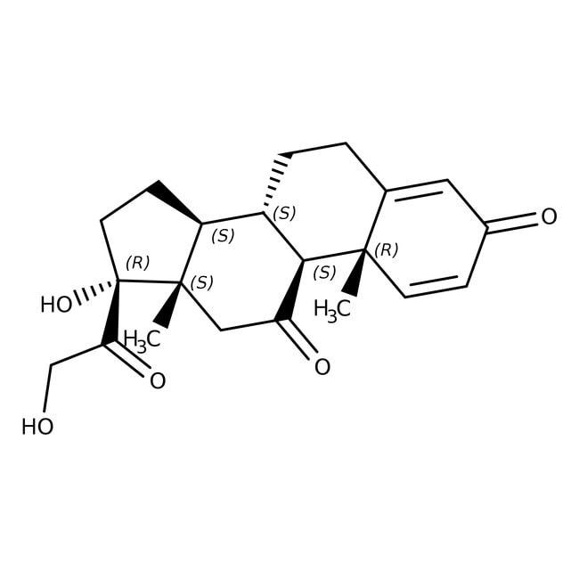 Prednisone, 98%, Acros Organics