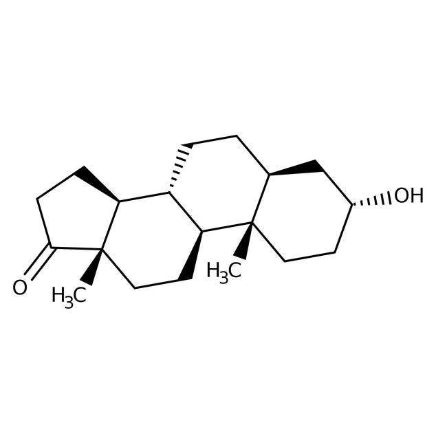 Androsterone, 97%, Acros Organics 1g Androsterone, 97%, Acros Organics