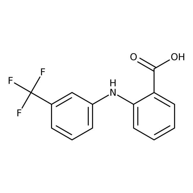 Alfa Aesar  Flufenamic acid, 97%