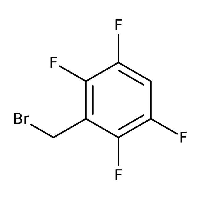 Alfa Aesar™bromure de 2,3,5,6-tétrafluorobenzyle, 98+ % 5g Alfa Aesar™bromure de 2,3,5,6-tétrafluorobenzyle, 98+ %