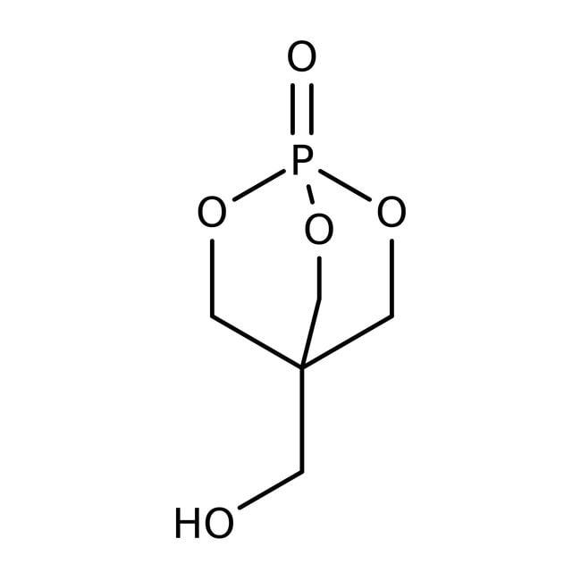 4-Hydroxymethyl-2,6,7-trioxa-1-phosphabicyclo[2.2.2]octane 1-Oxide 98.0+%, TCI America™