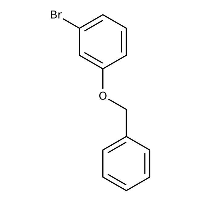 3-Benzyloxybromobenzene, 96%, ACROS Organics™