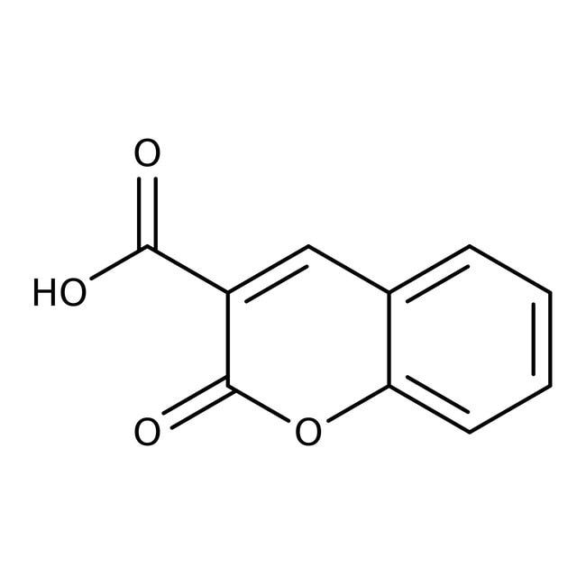 Coumarin-3-carboxylic acid, 98%, ACROS Organics