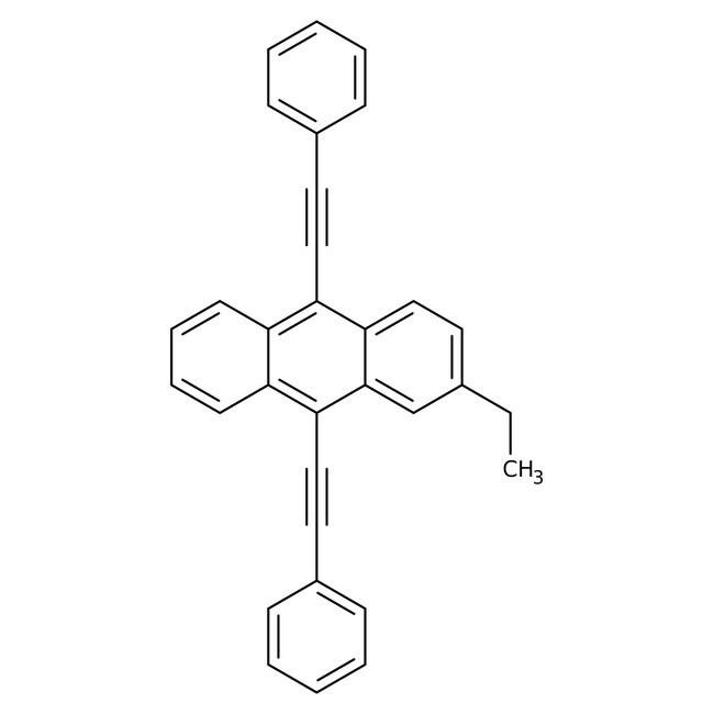 Alfa AesarTM 910 Bisphenylethynyl 2 Ethylanthracene 98