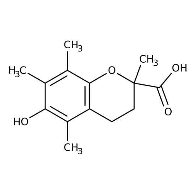 6-Hydroxy-2,5,7,8-tetramethylchroman-2-carboxylic Acid 98.0 %, TCI America