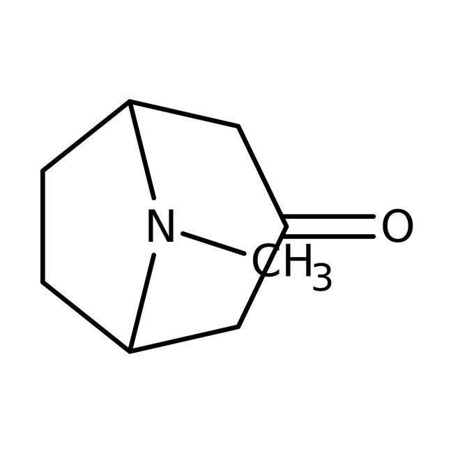 Tropinon, 99%, ACROS Organics™ 50g Tropinon, 99%, ACROS Organics™