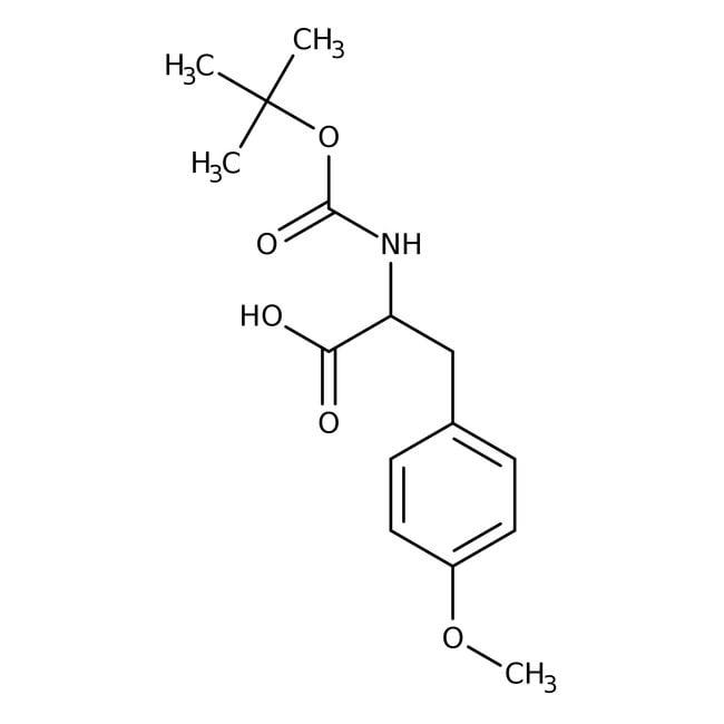Alfa Aesar™N-Boc-O-methyl-L-tyrosine, 98%