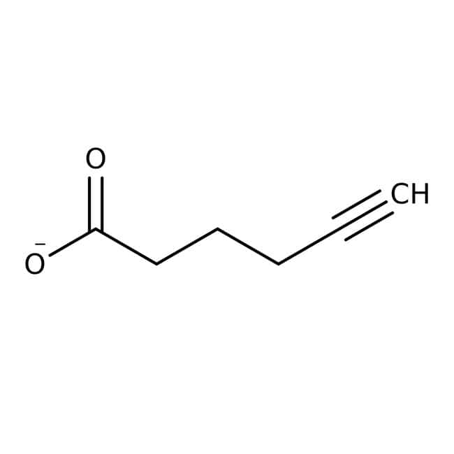 5-Hexynoic acid, 97%, ACROS Organics™