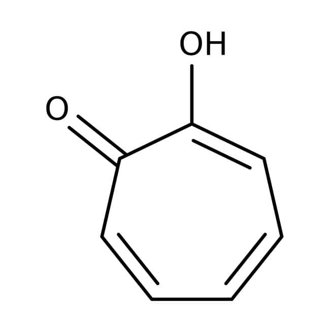 Tropolone, 98%, ACROS Organics™: Organic Building Blocks Chemicals