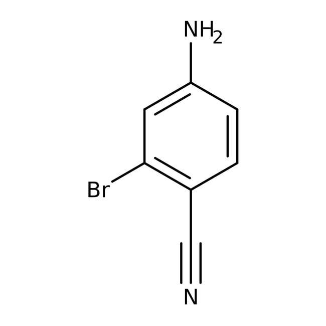 Alfa Aesar™4-Amino-2-bromobenzonitrile, 95%