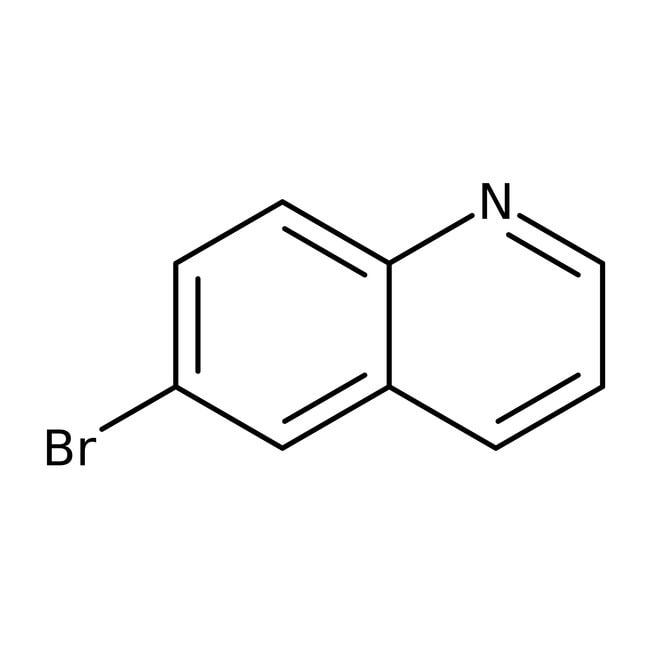 Alfa Aesar™6-Bromoquinoline, 97%