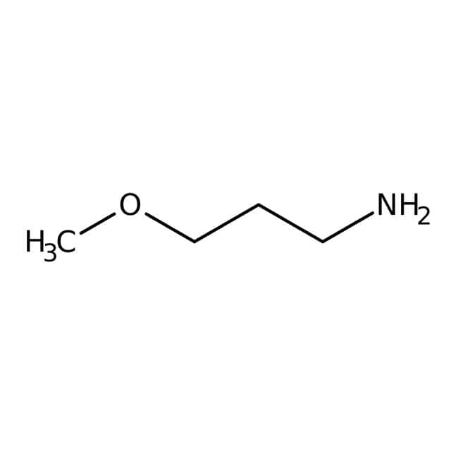 3-Methoxypropylamine, 99+%, ACROS Organics™