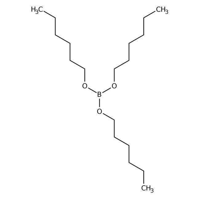 Trihexyl Borate 98.0+%, TCI America™